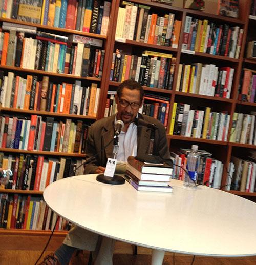 Percival Everett at 192 Books