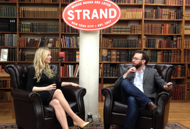 Teddy Wayne and Laura Hemphill discuss her new novel Buying In at the Strand