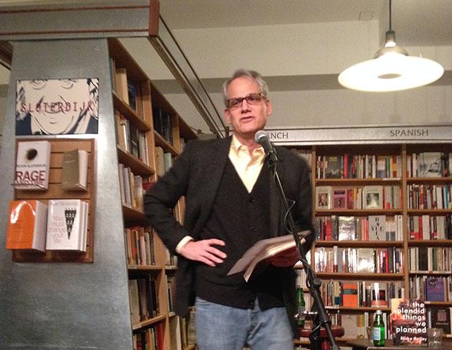 Blake Bailey Reads his memoir