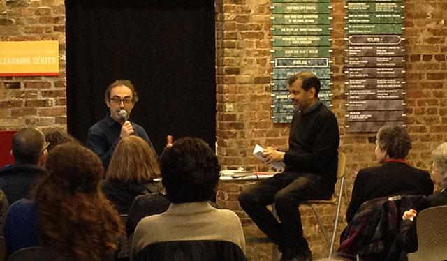 Gary Shteyngart and Suketu Mehta Discuss Little Failure