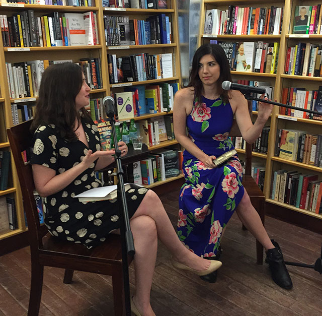 Julia Pierpont talks with J Courtney Sullivan about Among the Ten Thousand Things at McNally Jackson Books