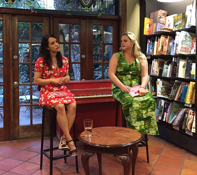 Alexis Coe and Margaret Eby discuss Alice + Freda Forever