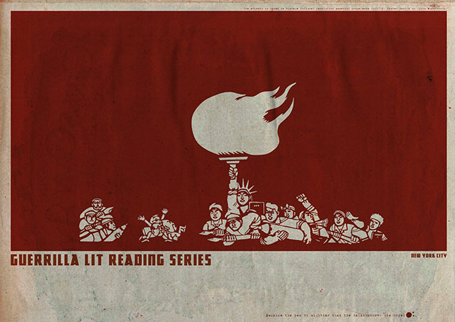 Guerrilla Lit Reading Series