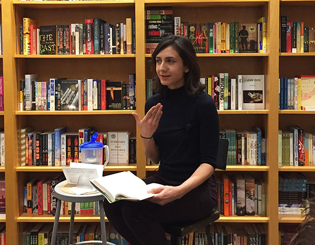 Ottessa Moshfegh discussing HOMESICK FOR ANOTHER WORLD, her new and maybe last collection of stories