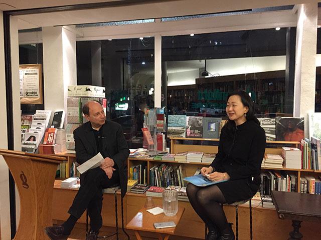 Min Jin Lee discusses PACHINKO