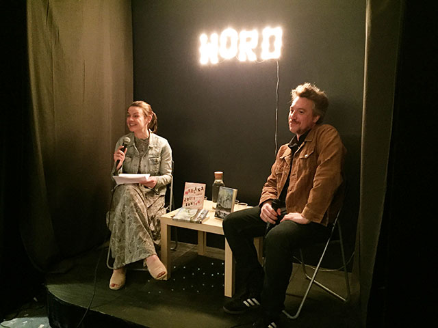 Editor Julie Buntin talks with Max Winter, author of the debut novel EXES